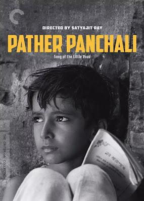 Pather Panchali movie poster