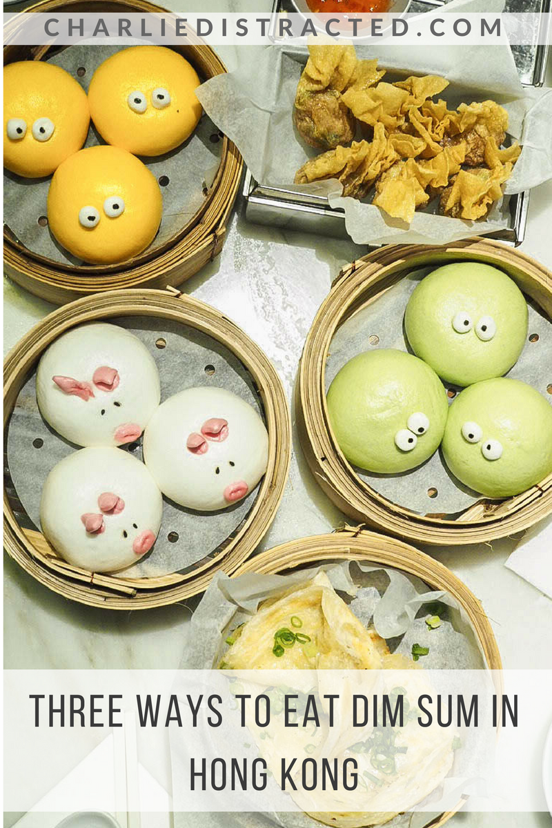 Three Ways to Eat Dim Sum in Hong Kong