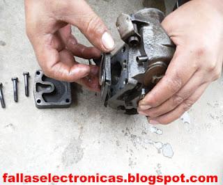 desmontar compresor de nevera