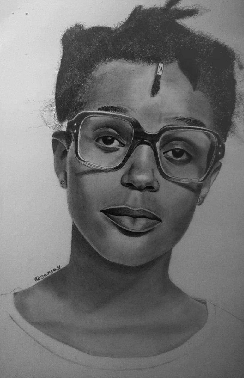 Hillary Lusanji - Arts Sanjay - Drawings