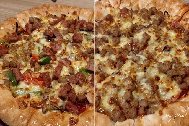 Mampir di Pizza Hut Mall Centre Point saat New Normal - Menu 02
