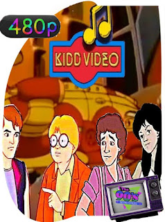 Kidd Video 2 temporadas (1984-1985) Temporada 1 [480p] Latino [GoogleDrive] SilvestreHD