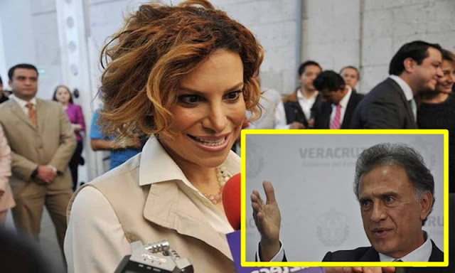 Yunes Linares asegura que la PGR pactó impunidad para no procesar a Karime Macías.