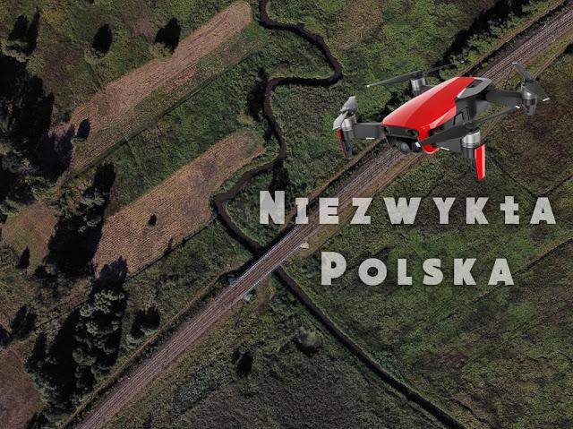Niezwykła Polska - Mało znane ujęcia z lotu ptaka