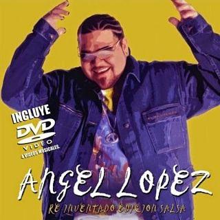 RE-INVENTADO EDICION SALSA - ANGEL LOPEZ (2004)