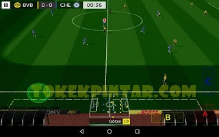 "Game Football Touch Soccer ""FTS"" 2017 Mod Apk + Data OBB Full Transfer"
