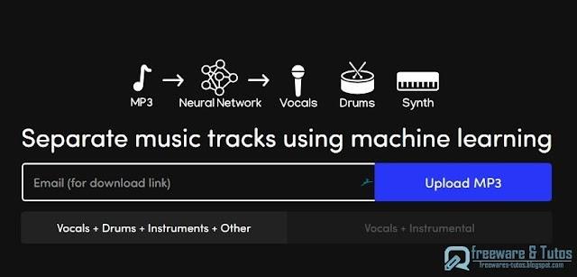 3 outils en ligne pour séparer et extraire les pistes audio des chansons