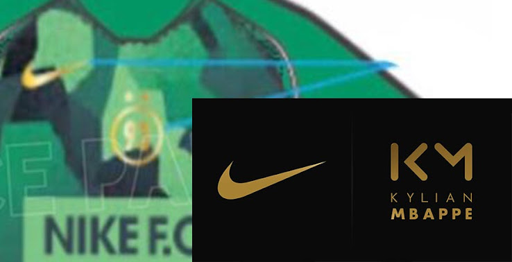 new product f0bda 984a8 Total 90 Inspired: Nike x Mbappé