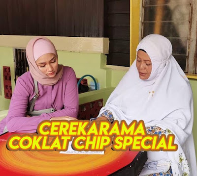 Cerekarama Coklat Chip Special TV3 (2020).