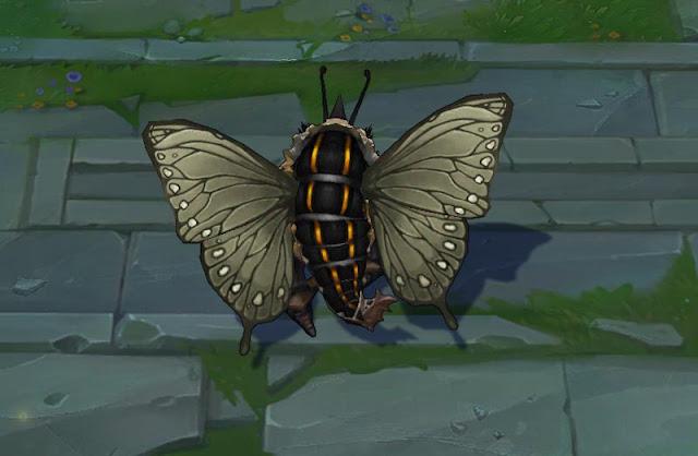 Mod Skin Kogmaw Bumble Bee