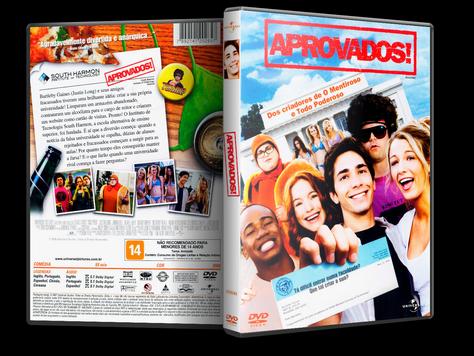 Capa DVD Aprovados