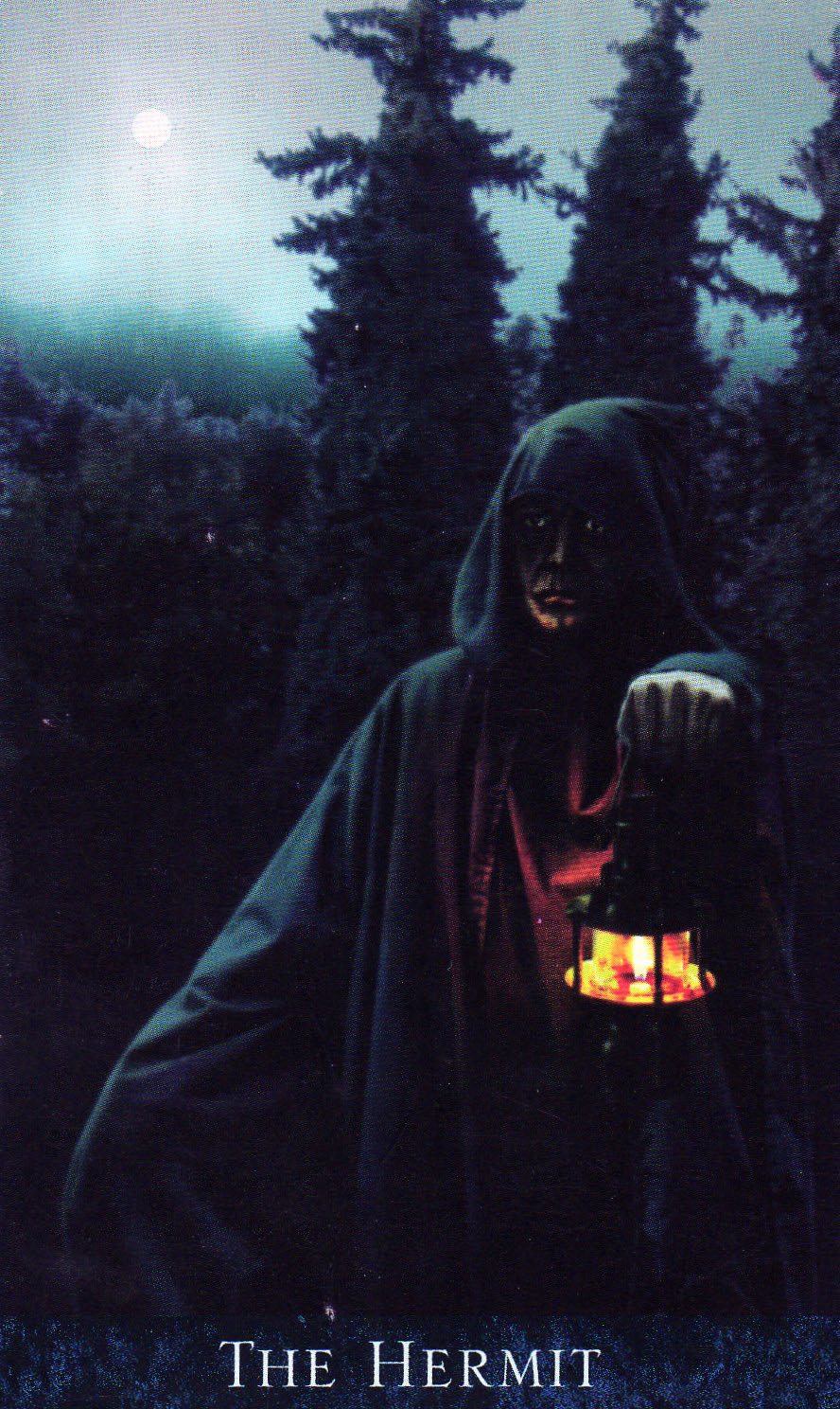 The Hermit Tarot Card Meaning In Readings Isolation: Corpse Cafe: MAJOR ARCANA