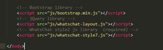 botón de whatsapp html