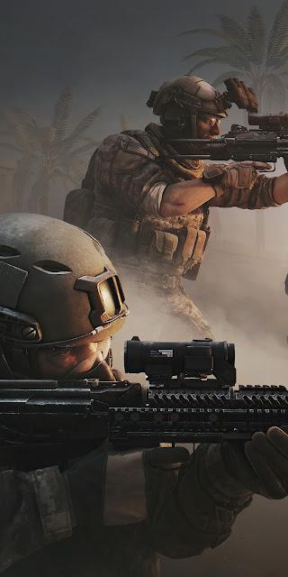 Free Caliber Tactical game wallpaper
