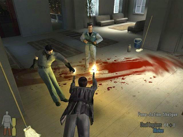 لعبة Max Payne 2