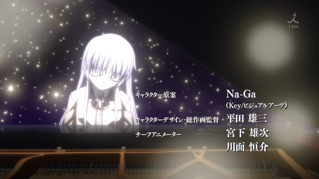 MY SOUL YOUR BEATS by lia - opening angel beats