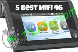 (Tips) 5 Merk Modem MIFI 4G Terbaik dan Tercepat 2018