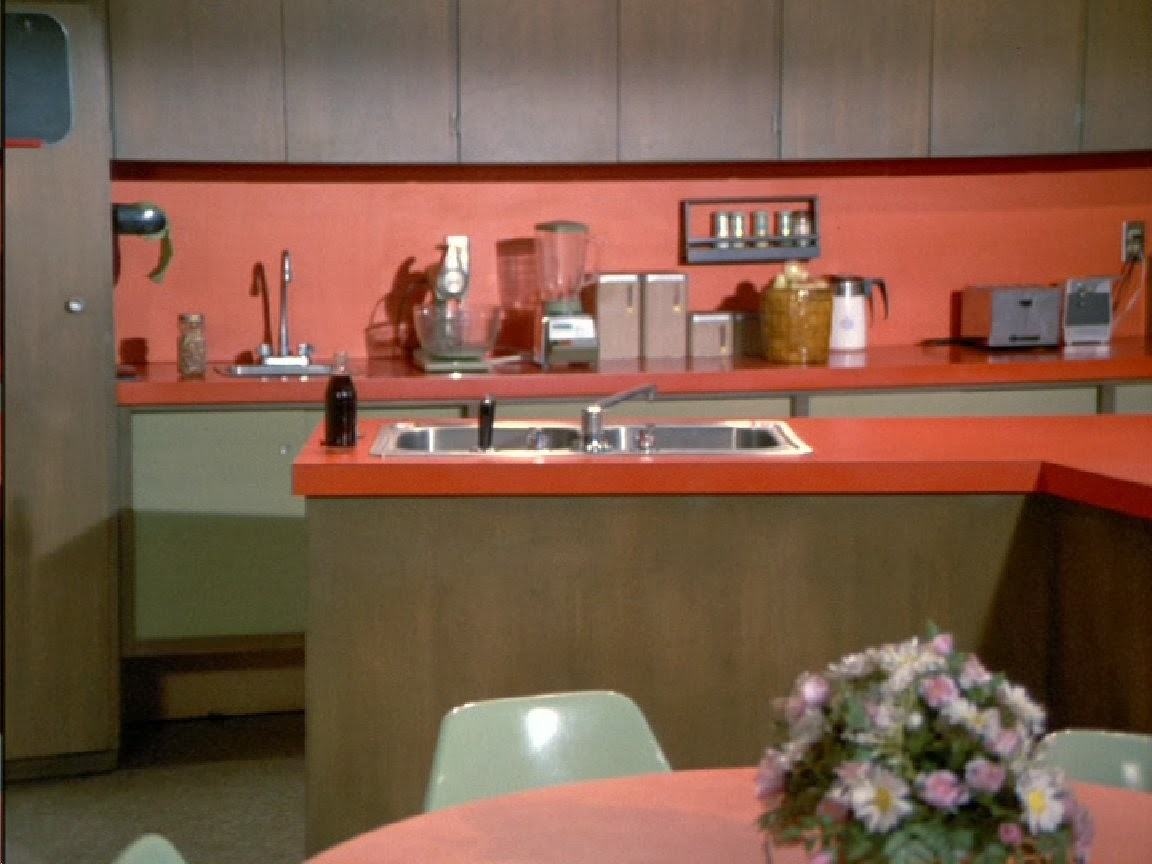 The Brady Bunch Blog: The Brady Bunch Kitchen