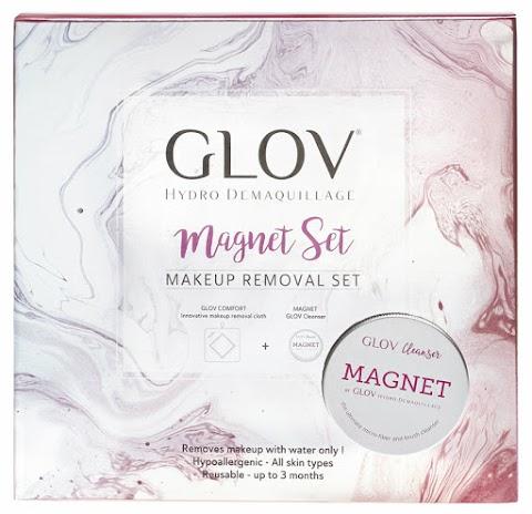 Nowy zestaw GLOV Magnet Set – idealny  prezent dla Twojej cery  na Walentynki