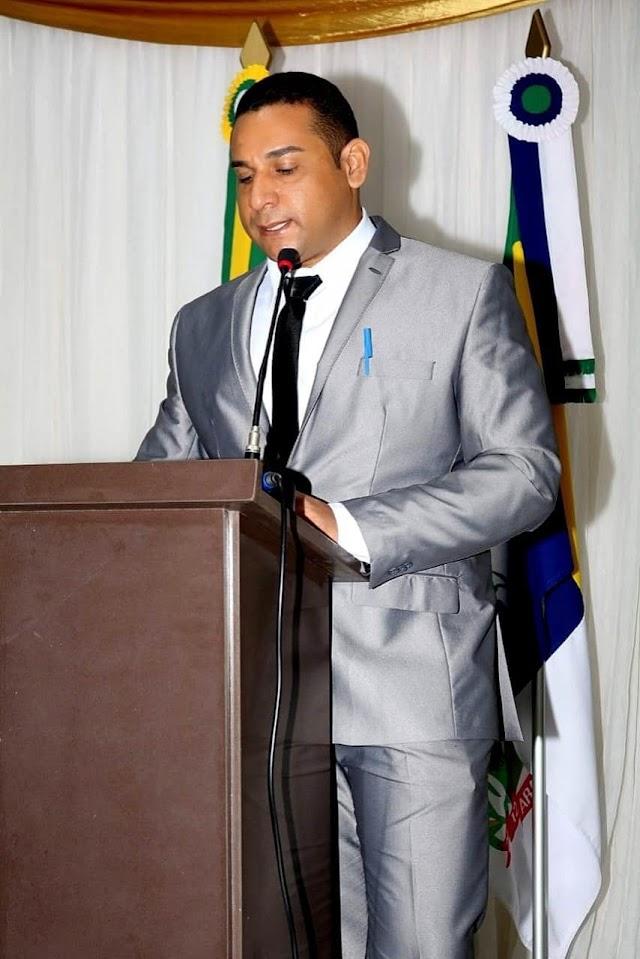 TRE confirma candidatura do vereador de Ararendá, Vicente Bezerra