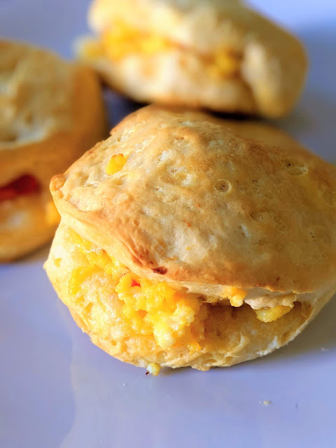 Loaded Bomb Biscuits