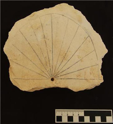 Ancient sundial found in Valley of Kings