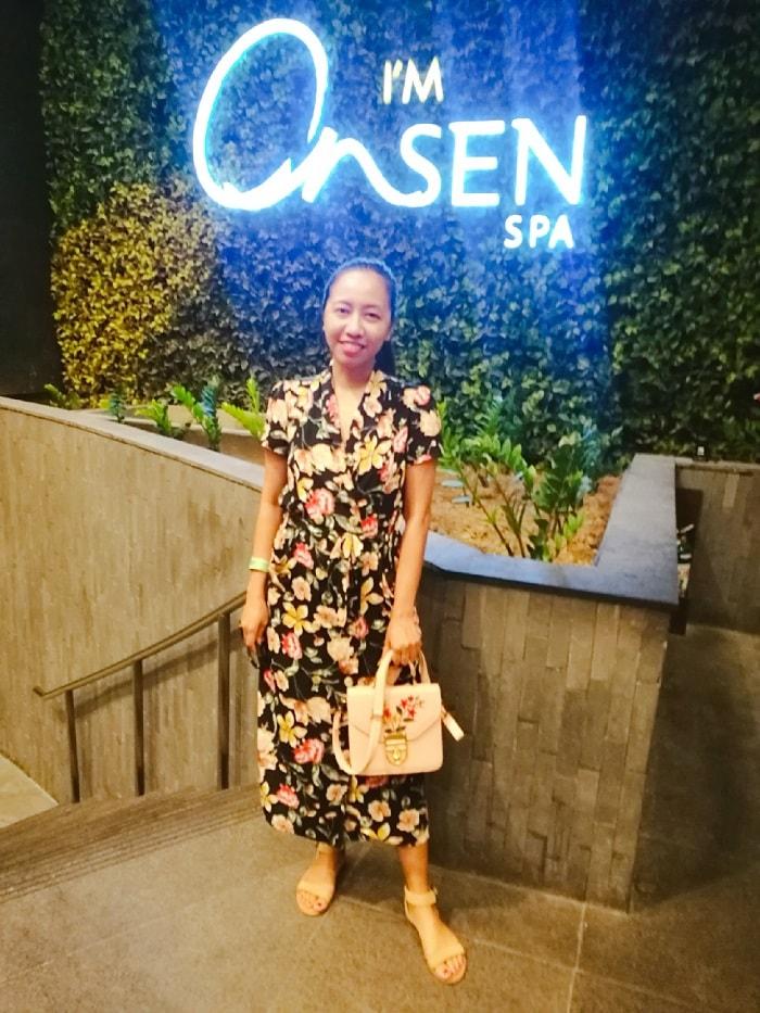 I'M Onsen Spa, I'm Hotel Makati, wellness tourism, spa in Manila