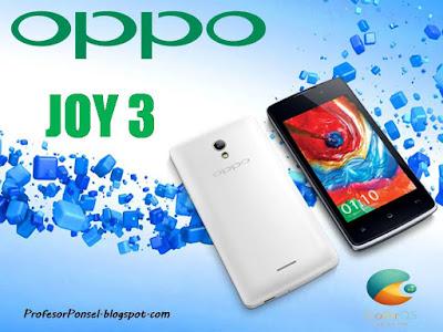 Harga Terbaru Oppo Joy 3 dan Spesifikasinya