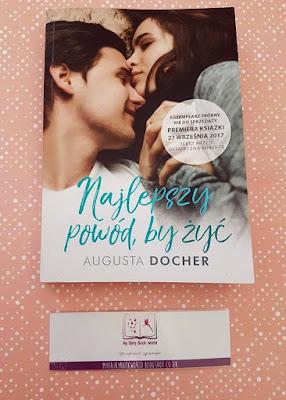 Augusta Docher - Najlepszy powód, by żyć || Recenzja przedpremierowa