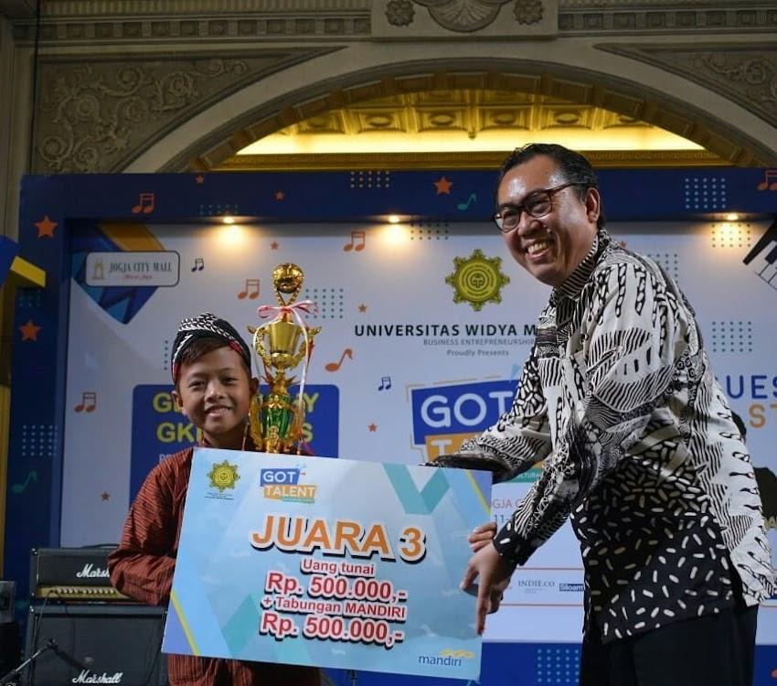 UWM Got Talent 2020: Penampilan Peserta Sejalan dengan Visi Kampus