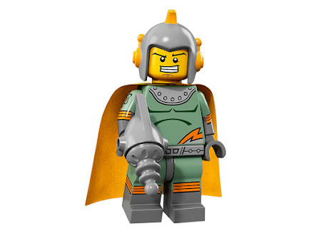 LEGO 71018-11 - Kosmiczny bohater retro