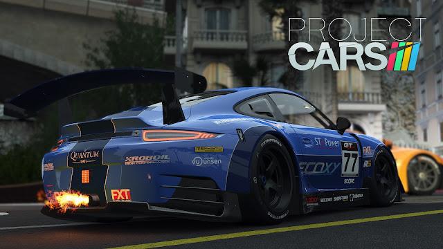 Gameplay no Ubuntu com o Project CARS, assista ao vídeo!
