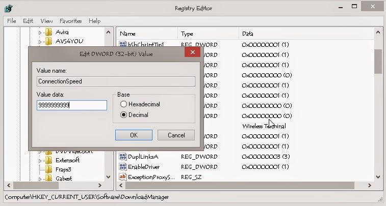 Cara Mempercepat Koneksi Download Pada Internet Download Manager