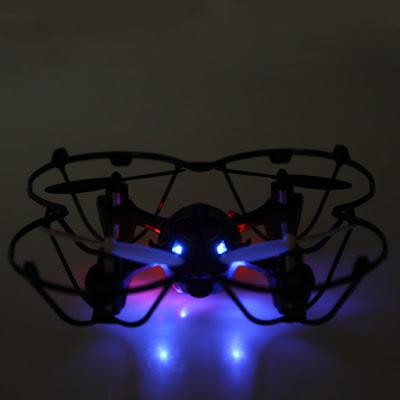 Spesifikasi Drone JJRC H6C - GudangDrone