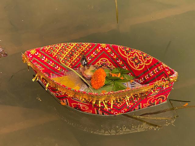 Kartika Purnima Osha and Boita Bandana Danga bhasa for panchaka