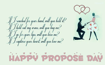 Happy Propose Day Messages 2017