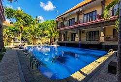 Review Dan Harga Sewa Hotel Bintang 4 Murah Bali Taman Tirta Ayu Pool Mansion