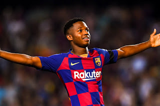 Luis Enrique has nothing but praise for Barcelona wonder kid AnsubFati: He does stuff nobody else in his age can do