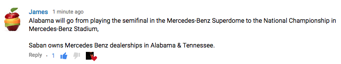 Nick Saban Owns Mercedes Benz Dealerships And 2018 College Football Championship Is In Stadium