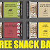 EXPIRED!!  Free Kate's Real Food Snack Bar