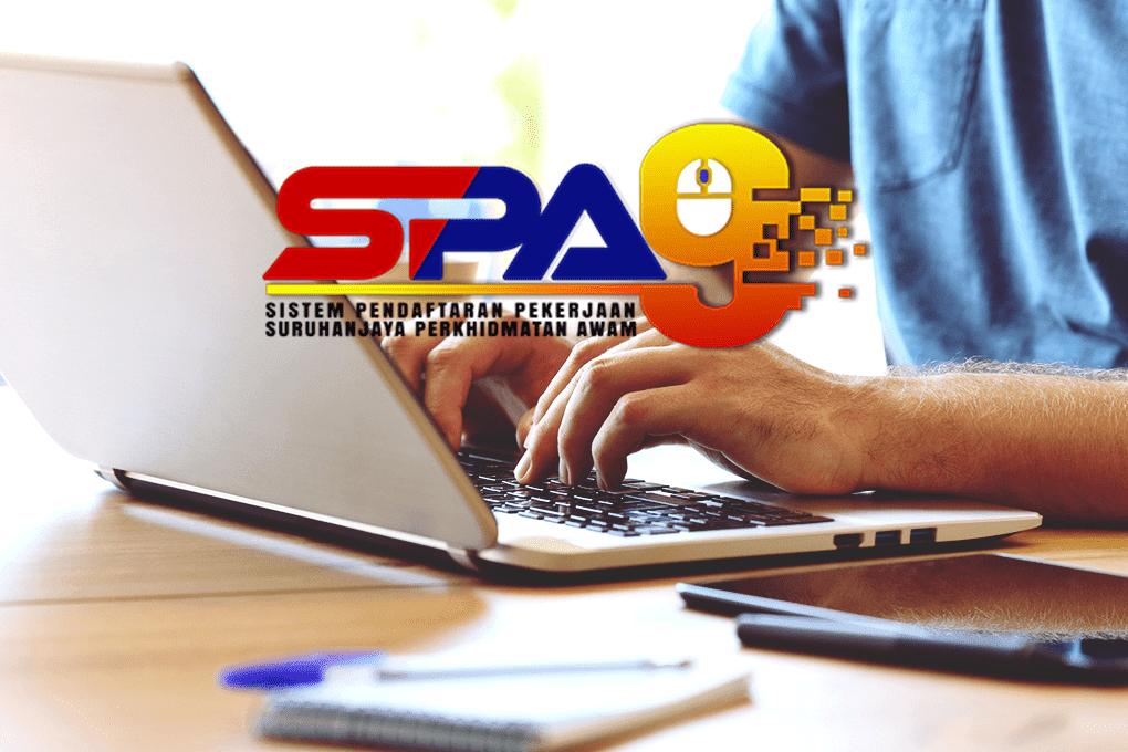 Cara Daftar SPA9 : Sudah Mempunyai Akaun SPA8i dan Cara Dapatkan ID Baru untuk Login Masuk