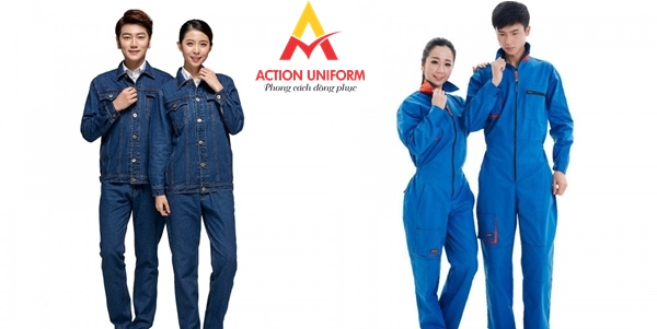 Mẫu đồng phục bảo hộ lao động 11