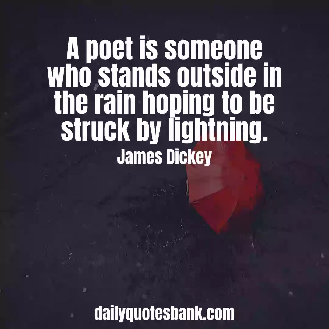 Heavy Rain Quotes About Weather That Will Make You Feel Happy