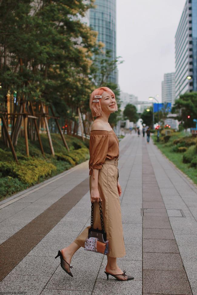 Japanese Fashion Blogger,MizuhoK,20190629OOTD