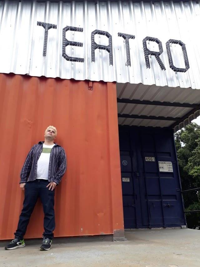 Dicas de teatro: colunista do cabide, Rodrigo Ferraz estará em cartaz no próximo final de semana com três peças, nas funções de diretor e ator