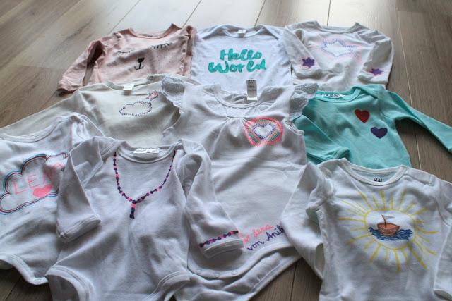 Baby Welcome Party Wolke 7 Babyshower Babyparty persönliche Geschenke Jules kleines Freudenhaus