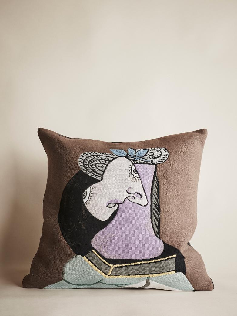Picasso, pokrowce na poduszki
