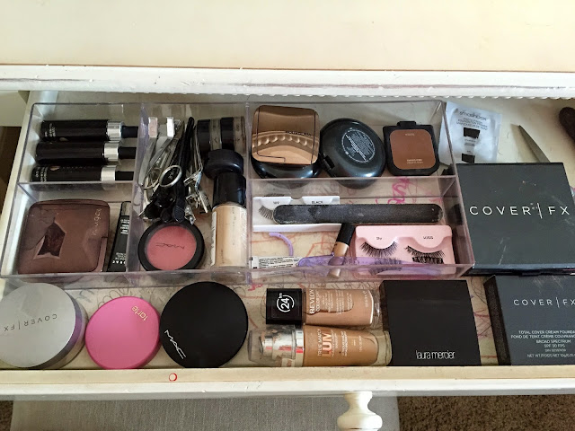 Storage, Makeup, Cover FX, Hourglass, Blush, Powder