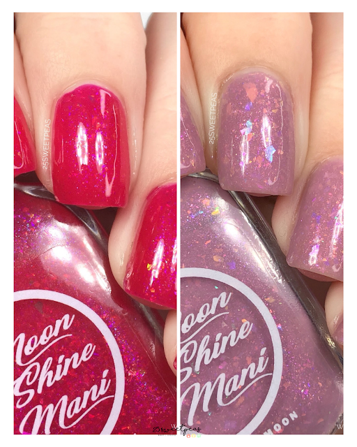 Moon Shine Mani July Rewind Polishes