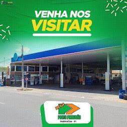 POSTOS DE GASOLINA PINHEIRÃO